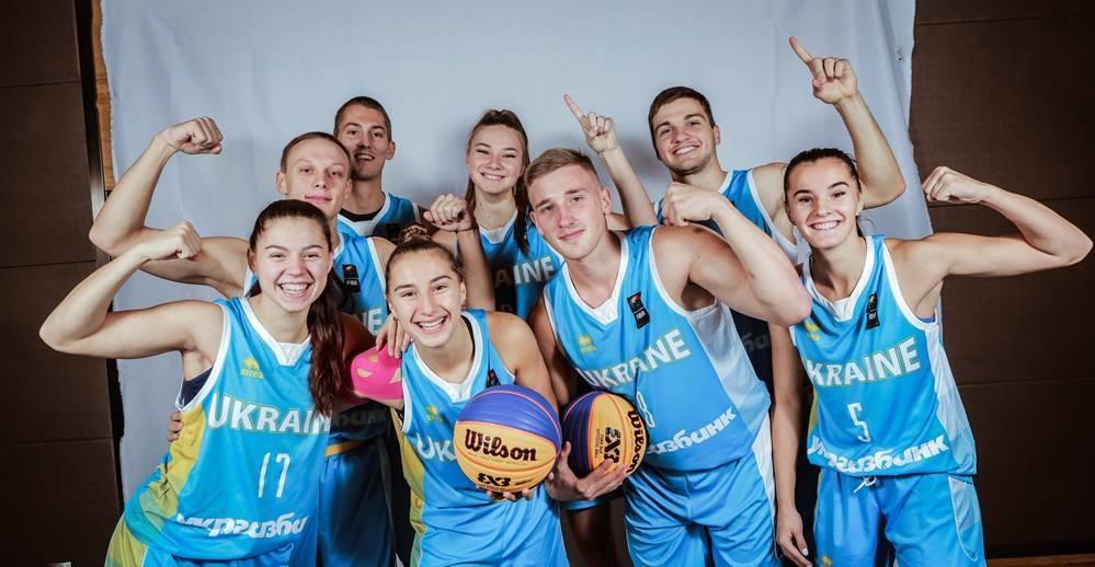 Вирішальні матчі: чоловіча та жіноча збірні України зіграють у плей-оф чемпіонату світу 3х3