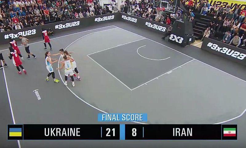 Збірна України вийшла в півфінал чемпіонату світу