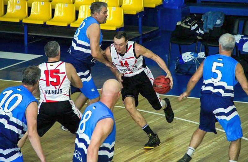 У Одесі відбувся міжнародний турнір ветеранів