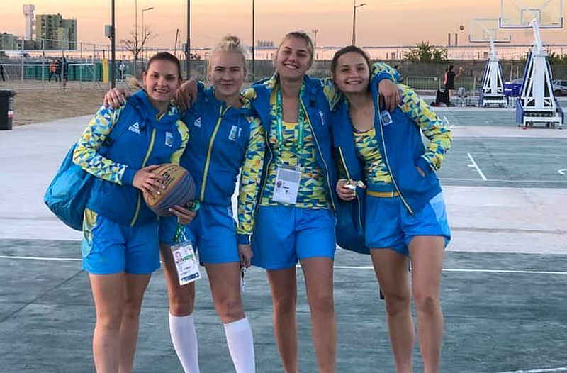 Збірні України 3х3 стартують на Юнацькій Олімпіаді