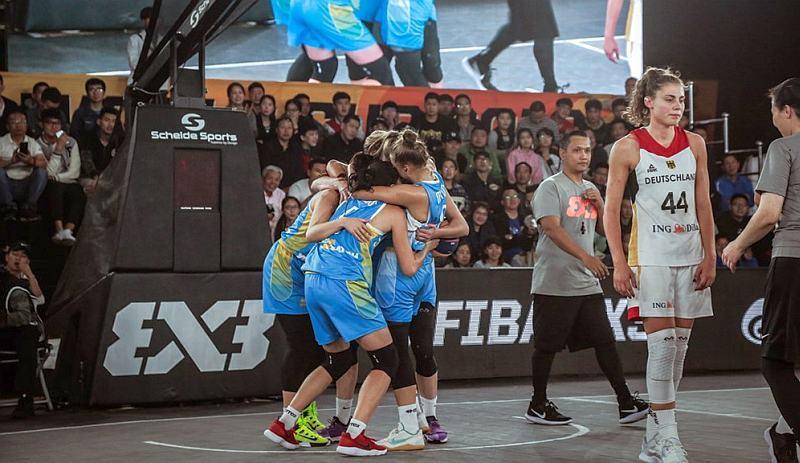 Успіх жіночої збірної U-23 зміцнив позиції українського баскетболу 3х3