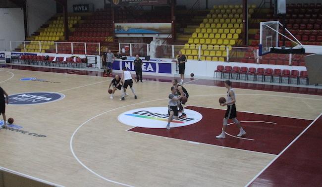 Мавпи потренувались на арені Керавноса: анонс матчу-відповіді Кубку Європи FIBA
