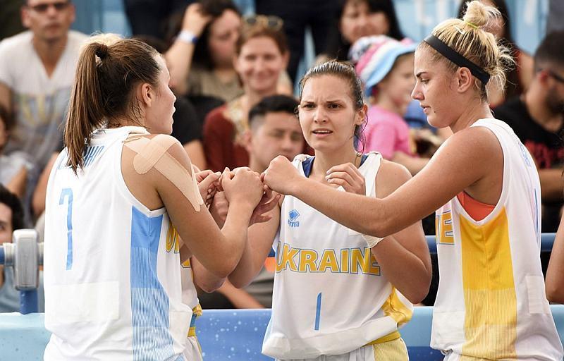 Збірні України U-18 продовжать виступи на Олімпіаді