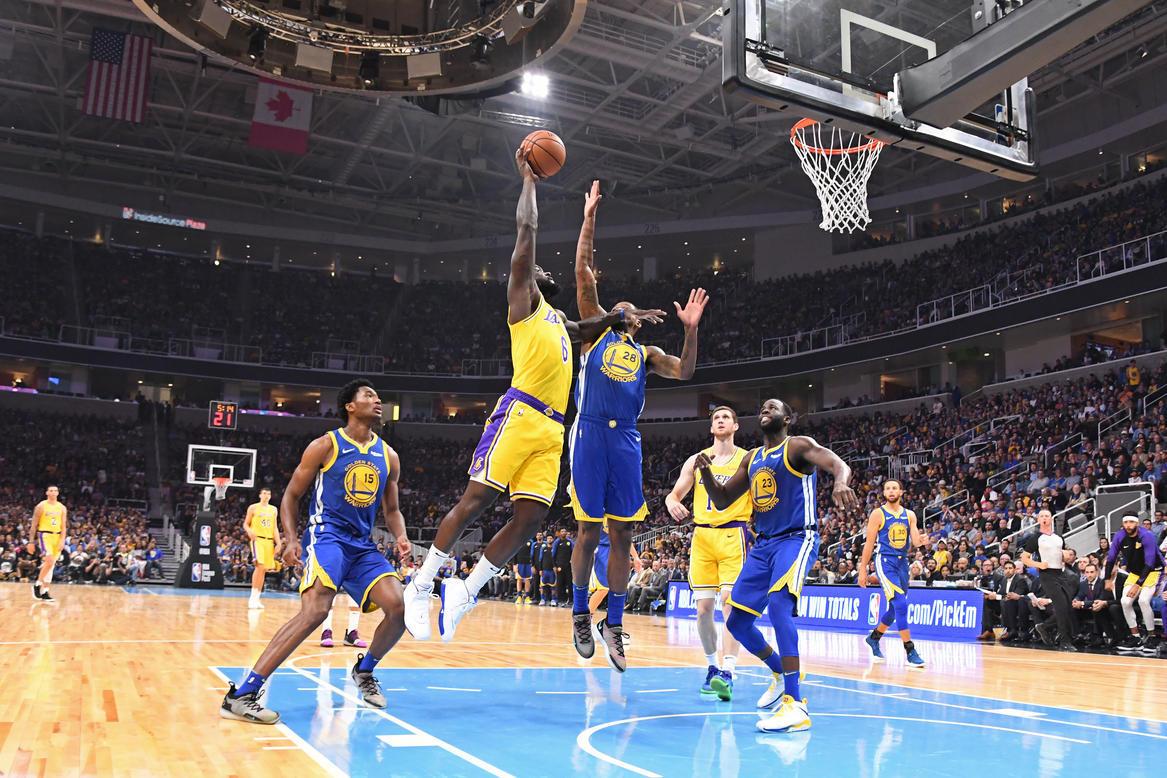 Михайлюк і Лень у НБА: результати передсезонних матчів 13 жовтня