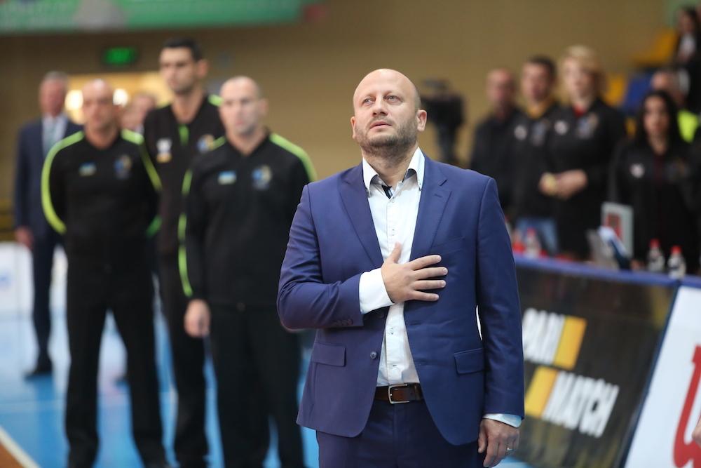 Черкаські Мавпи - Запоріжжя: коментарі після матчу