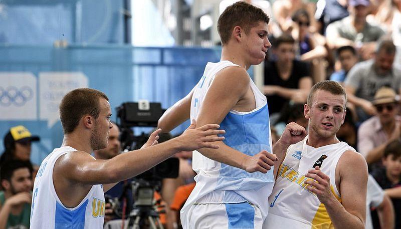 Збірна України 3х3 зіграє проти господарів у півфіналі Олімпіади