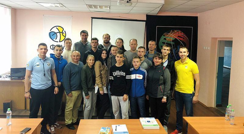 У Полтаві відбувся семінар для тренерів та суддів