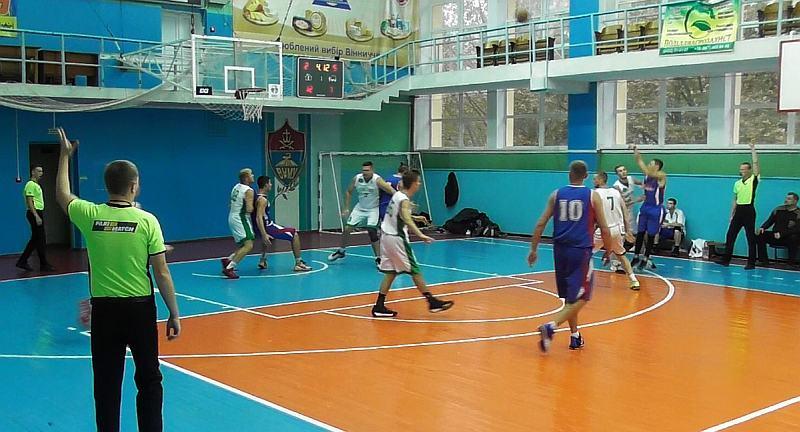 Вінницькі Зубри переможно стартували в Першій лізі