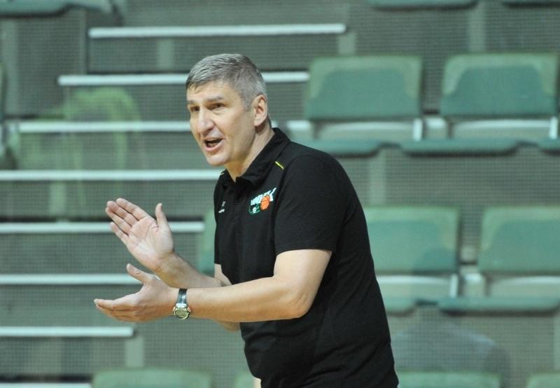 Сергій Пінчук: юнаки Хіміка грають у дорослий баскетбол