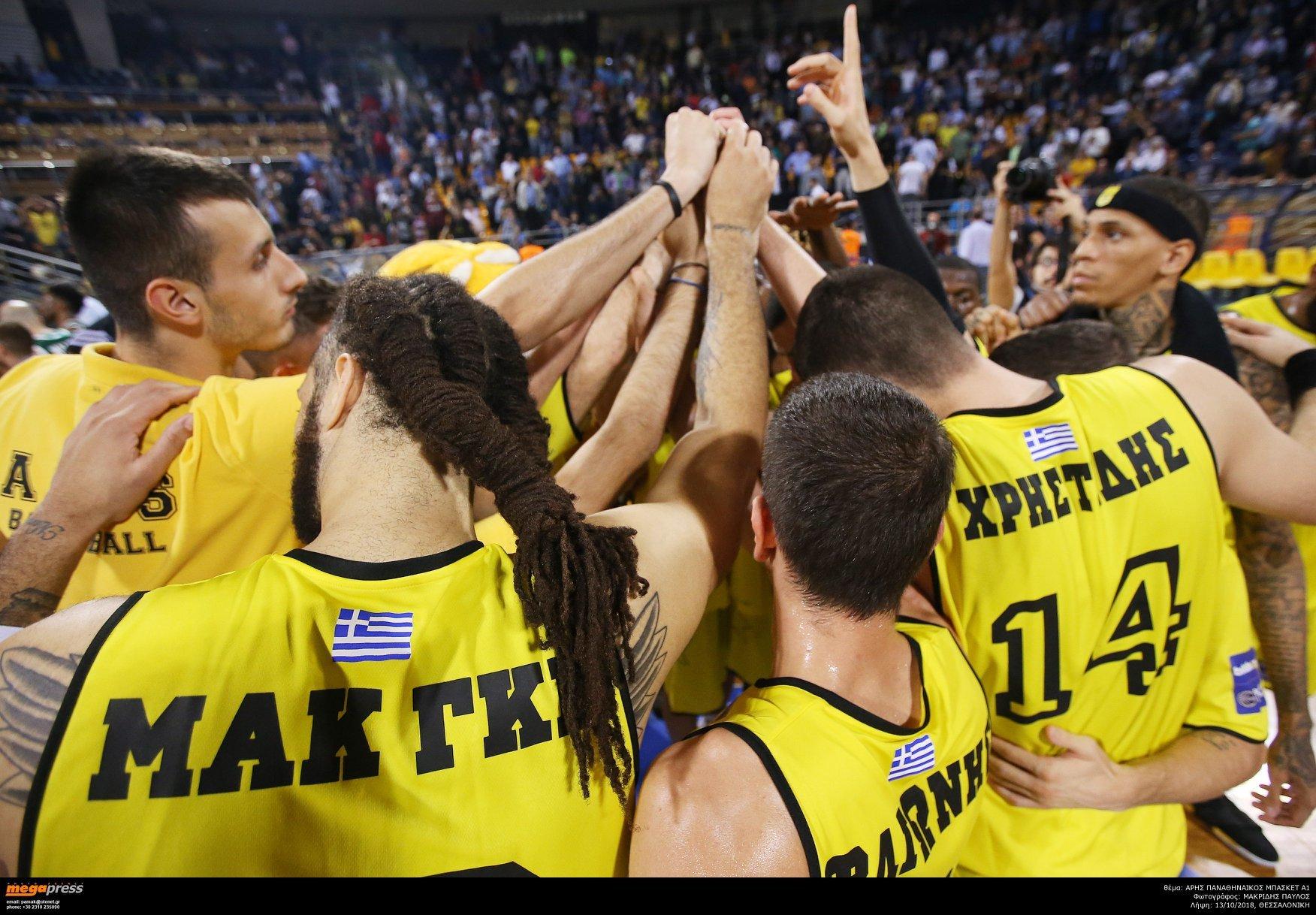 Дніпро проти грецького Аріса: анонс матчу Кубку Європи FIBA