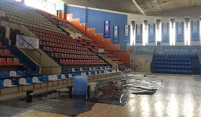 У Миколаєві під загрозою проведення баскетбольних матчів