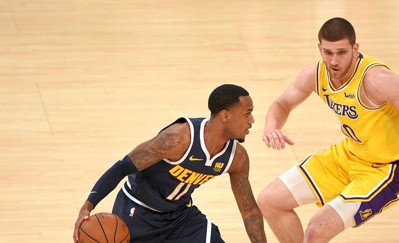 Михайлюк знову переміг з Лейкерс: результати НБА 26 жовтня