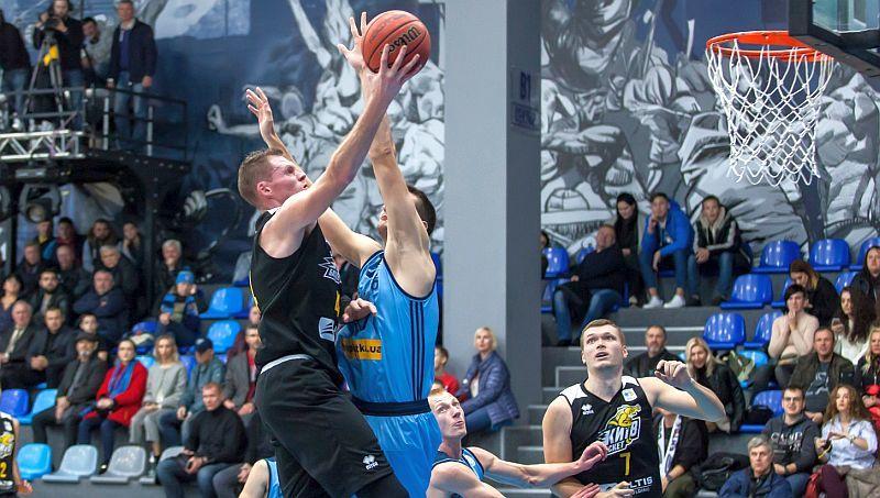 Київ-Баскет здобув виїзну перемогу в Дніпрі: фотогалерея
