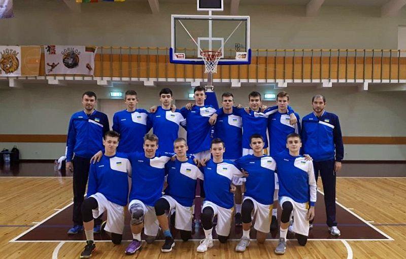 Збірна України U-14 стартувала в ЄЮБЛ