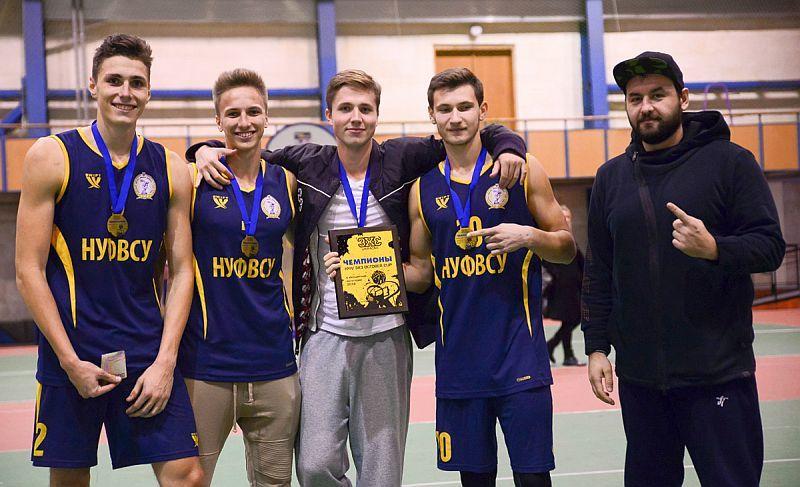 Визначилися переможці Kyiv 3x3 October Cup