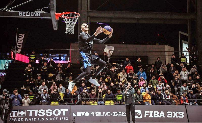 Як Вадим Піддубченко перемагав на фінальному етапі FIBA 3x3 World Tour: фото та відео