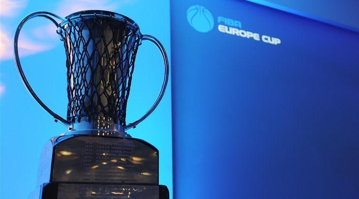 Кубок Європи ФІБА: онлайн відеотрансляція матчі Дніпра та Черкаських Мавп