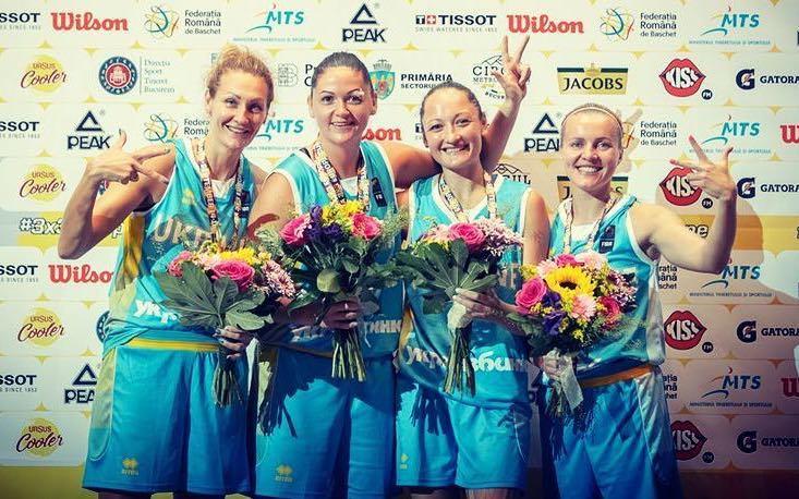 Історичне досягнення! Шість збірних України вийшли до фіналів чемпіонатів світу з баскетболу 3х3!