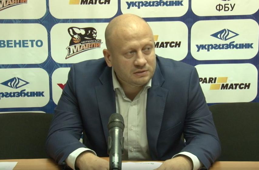 Київ-Баскет взяв реванш у Черкаських Мавп: відео коментарів після гри