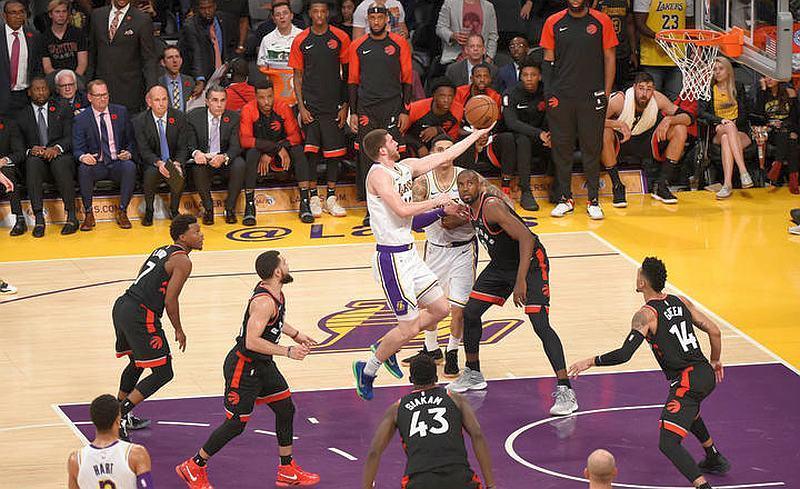 Михайлюк зіграв проти Торонто: результати НБА 5 листопада