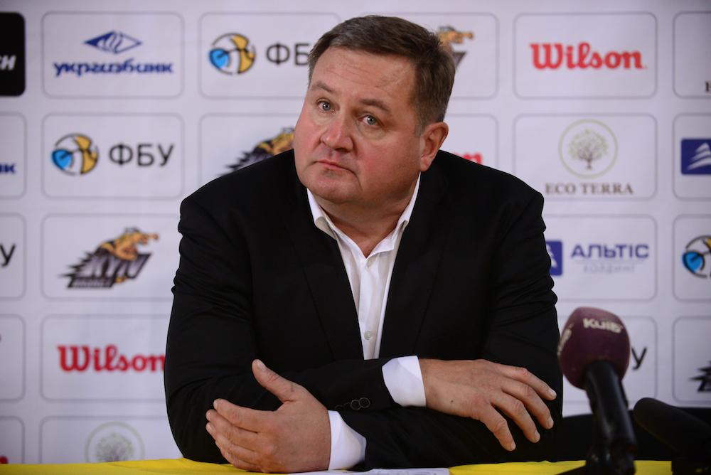 Київ-Баскет - Хімік: коментарі після матчу