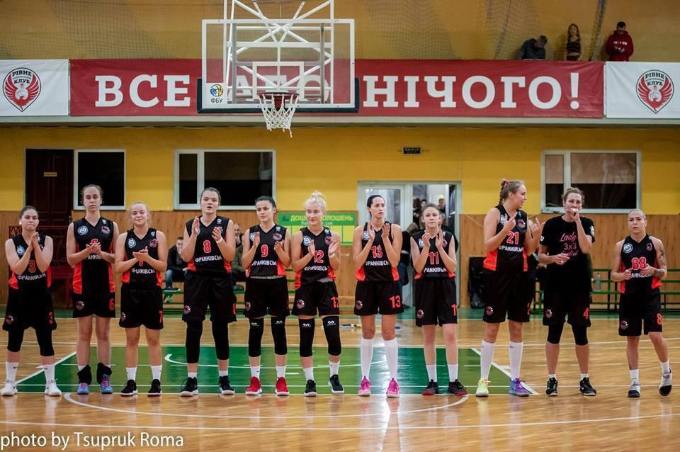 Жіноча Суперліга: Франківськ перервав переможну серію Київ-Баскета