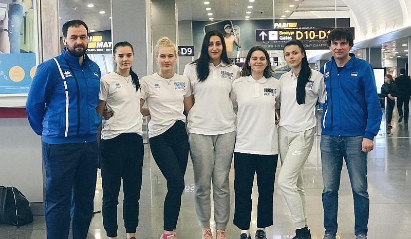 Збірна України вилетіла на етап Всесвітньої університетської ліги з баскетболу 3х3