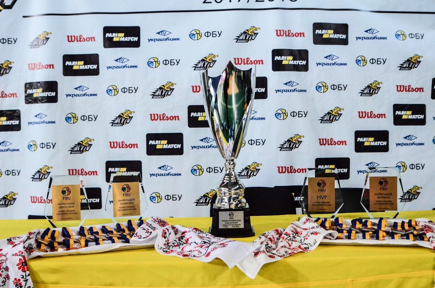 Трансляція жеребкування Кубку України серед жіночих команд