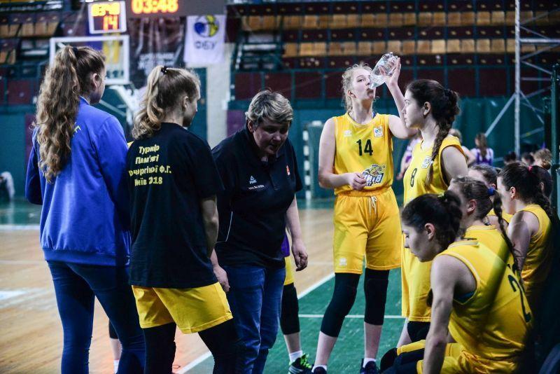 Вища ліга (жінки): КСЛІ-Київ-Баскет і Хмельницький на висоті