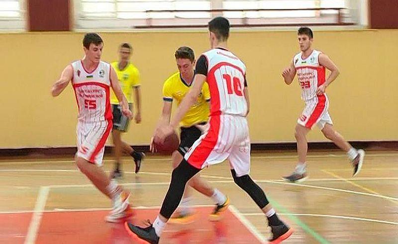 У Запоріжжі стартував етап баскетбольної Універсіади