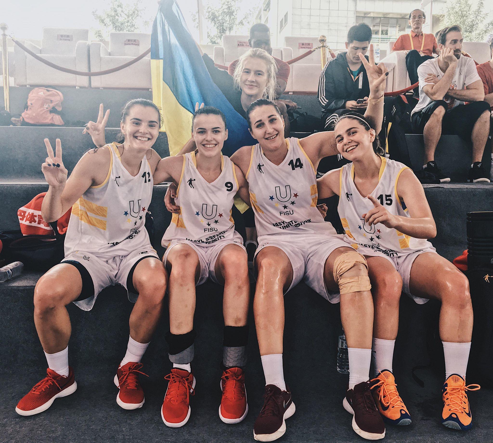 Переможний ранок на Універсіаді: Україна у фіналі