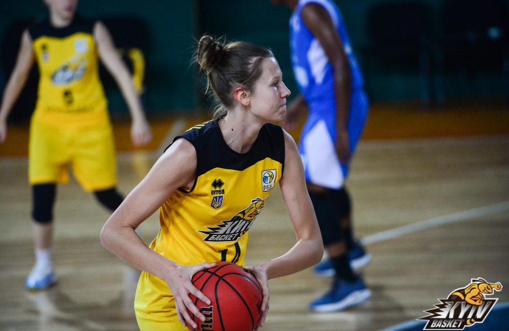 Вища ліга (жінки): КСЛІ-Київ-Баскет продовжив переможну ходу у Хмельницькому