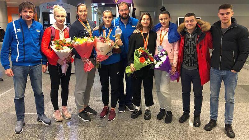 Студентська збірна України 3х3 повернулася на батьківщину з медалями