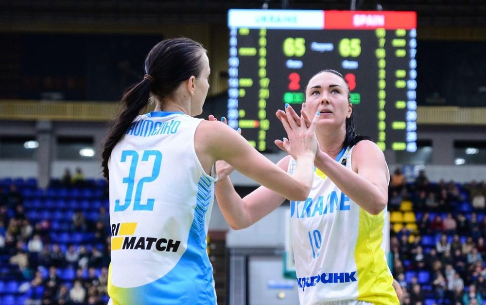Жіноча національна збірна України вийшла у фінальну частину чемпіонату Європи-2019!