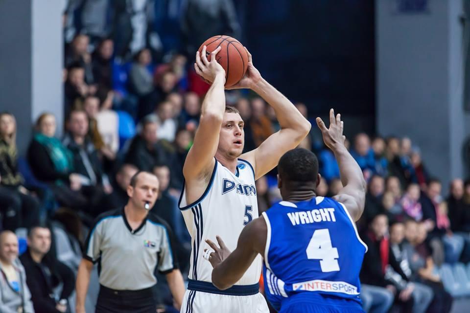 Перемога Дніпра та поразка Мавп: огляд останніх матчів українських клубів у Кубку Європи FIBA