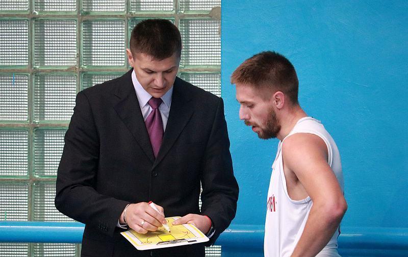 Дмитро Марков: створення СК Прометей має сприяти розвитку баскетболу в місті