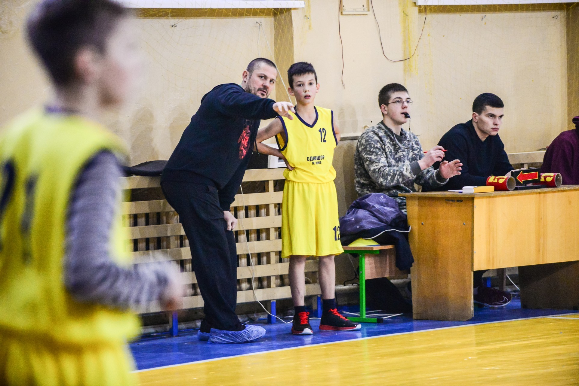 Зіркові гравці – дитячі тренери: крутий поворот баскетбольної долі