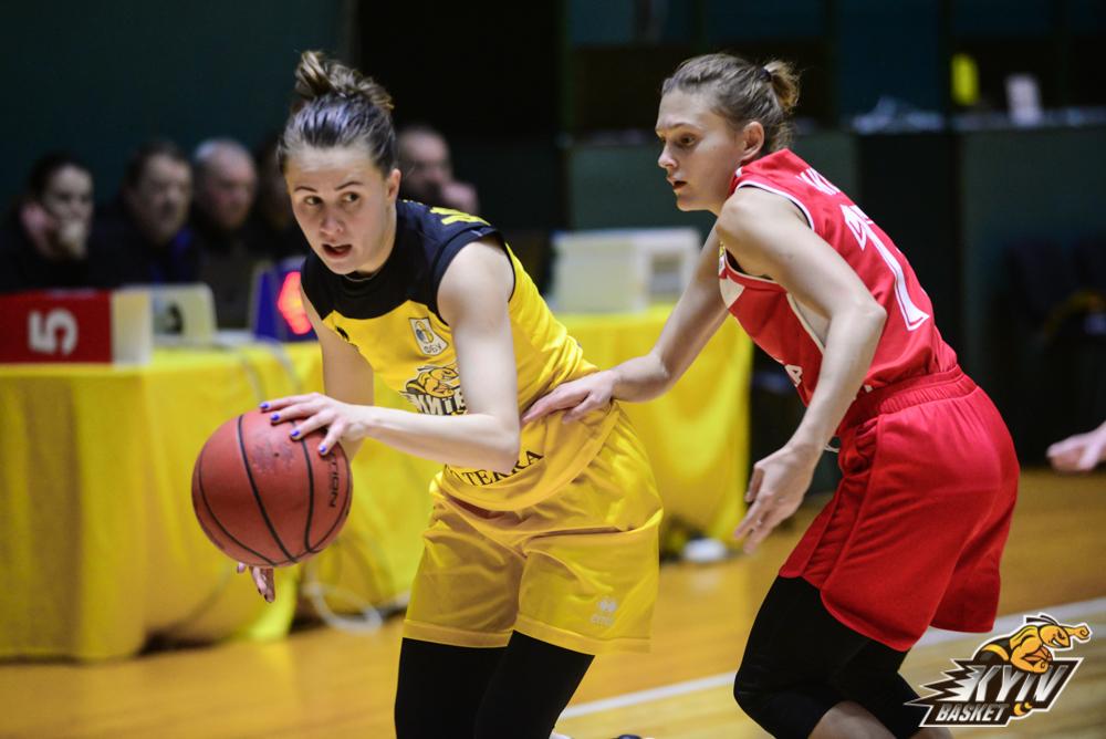 Кубок України (жінки): Київ-Баскет пройшов до чвертьфіналу