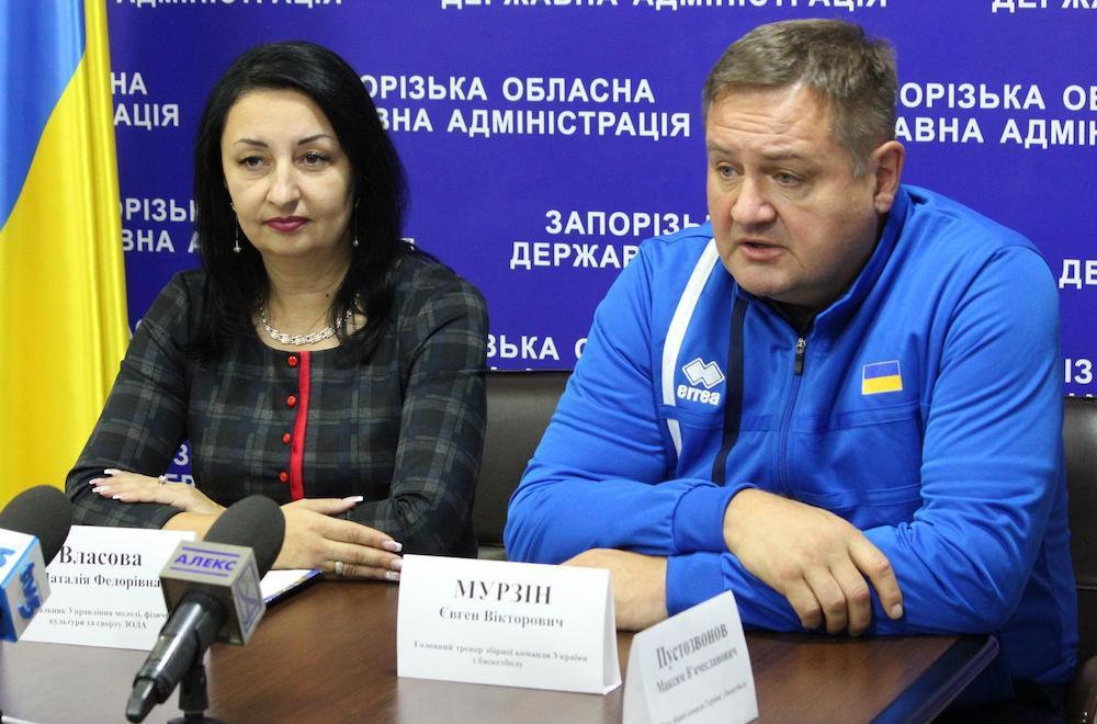 Мурзін: з чотирьох матчів потрібно виграти три і ми отримаємо дуже високий шанс аби вийти на чемпіонат світу