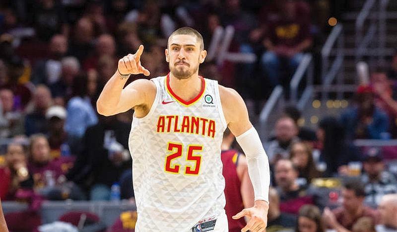 Бенефіс Леня: українець в топ-10 моментів дня в НБА