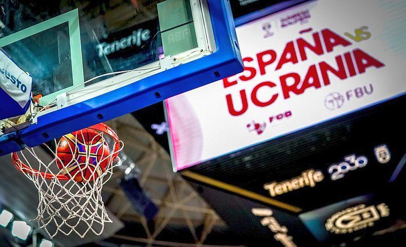 Як збірна України дала бій Іспанії: фотогалерея