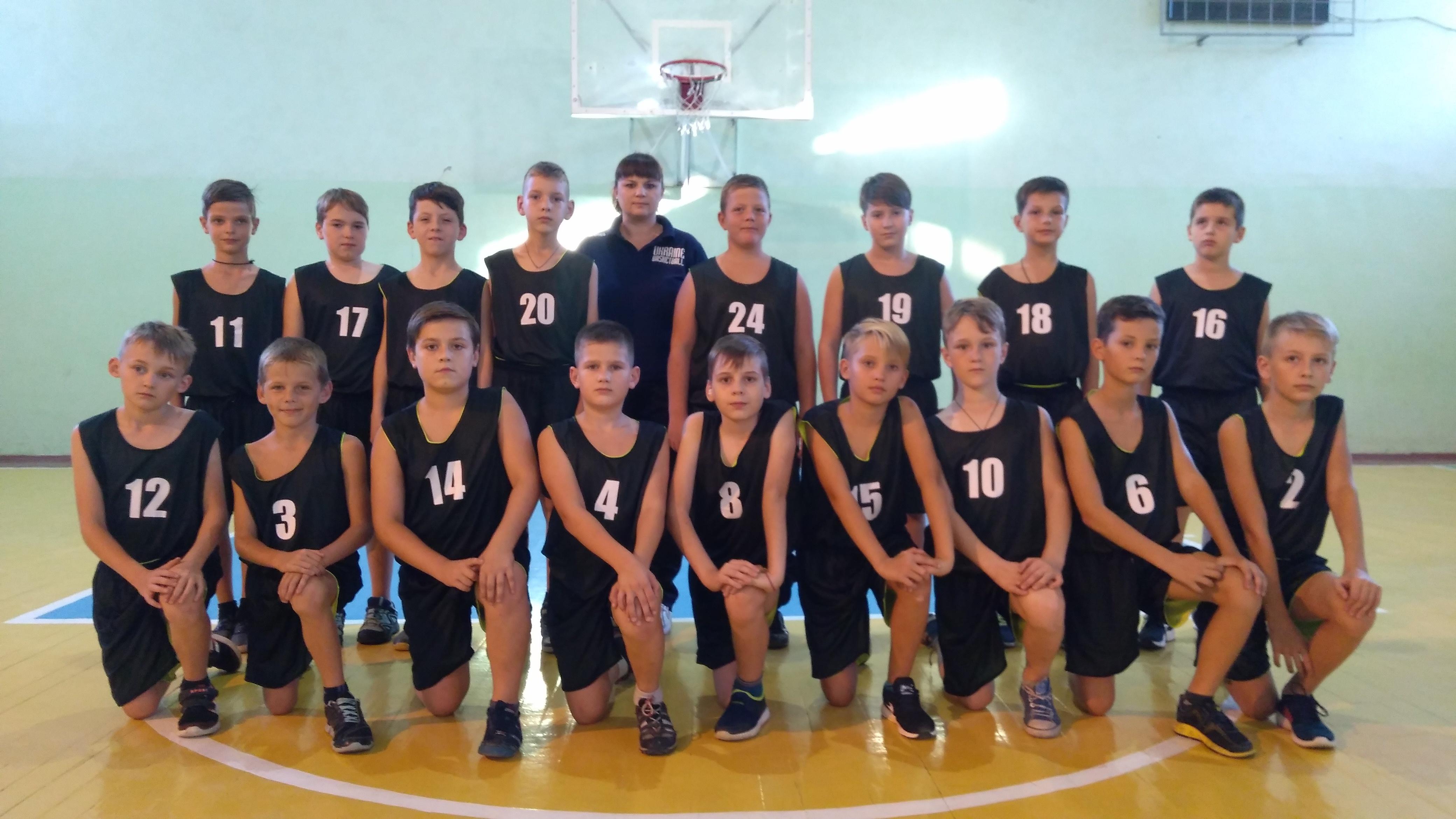 Ірина Бикова: ідея створення Юнацької баскетбольної ліги Київщини прийшла, коли я була у декреті