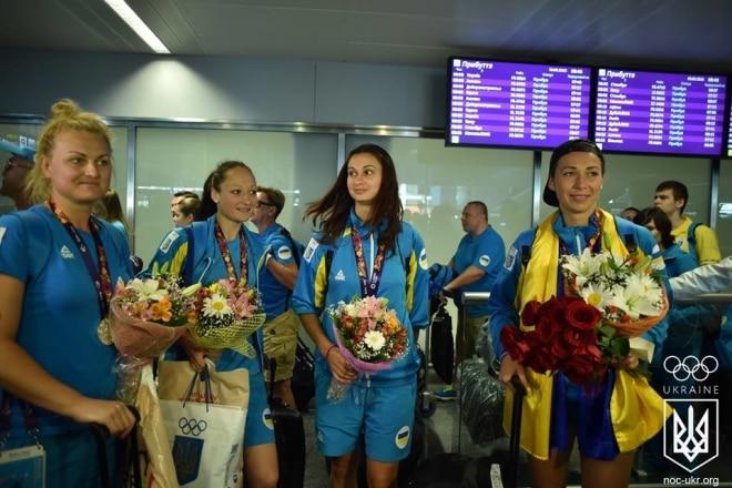 Збірна України з баскетболу 3х3 повернулася з Баку