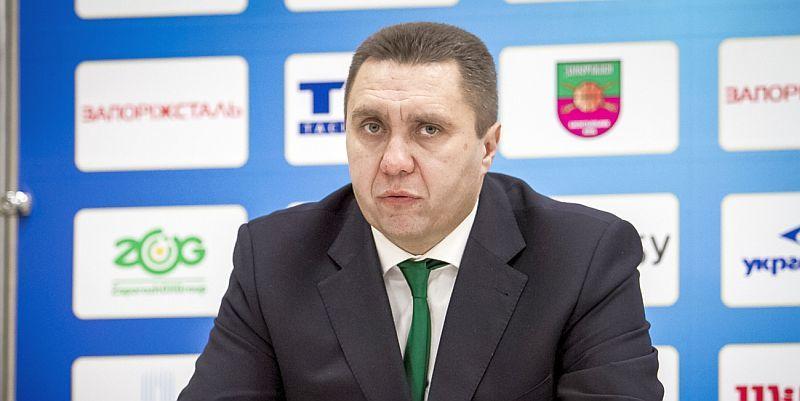 Валерій Плеханов: Запоріжжя чекає на жорстку боротьбу від Хіміка