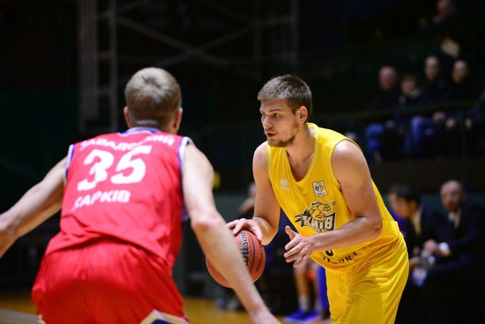 Максим Сандул: успіх команди залежить від кожного гравця