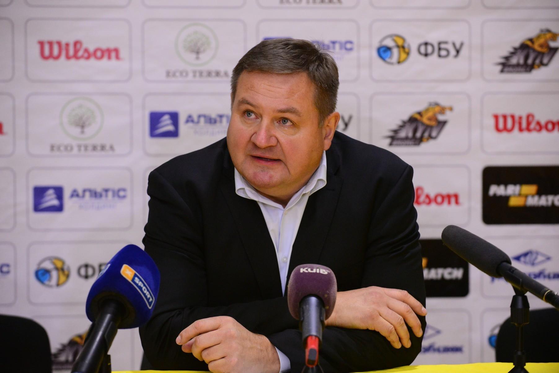 Дніпро на характері дотис Київ-Баскет: відео коментарів після гри