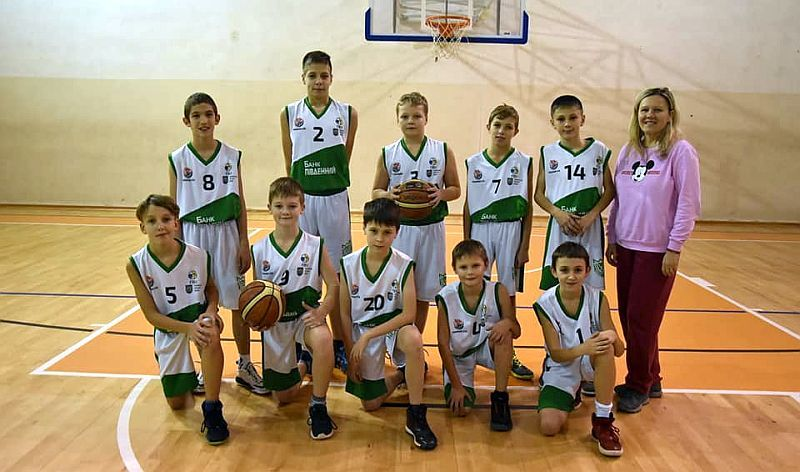 Юнаки Львова зіграли на турнірі в Польщі