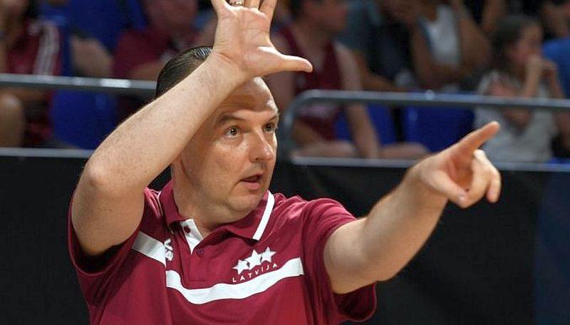 Мартин Зібарт: Латвії було важко грати проти збірної України