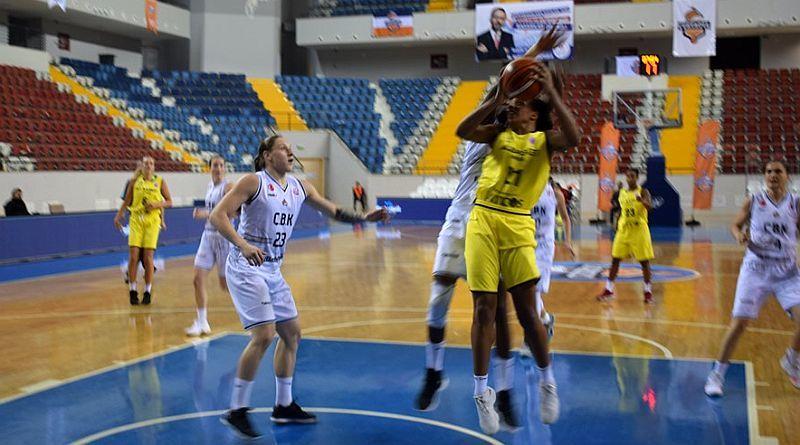 Українка Ягупова стала найкращою в єврокубковому матчі