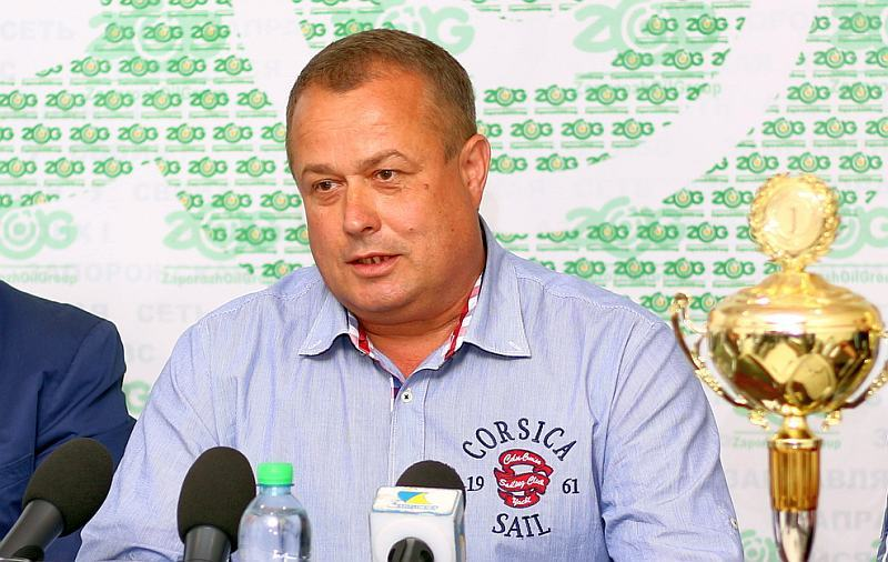 Вітаємо з днем народження президента БК Запоріжжя Віктора Стельмакова